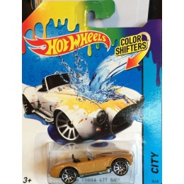 Hot Wheels Auto zmieniające kolor Shelby Cobra 427 CFM48